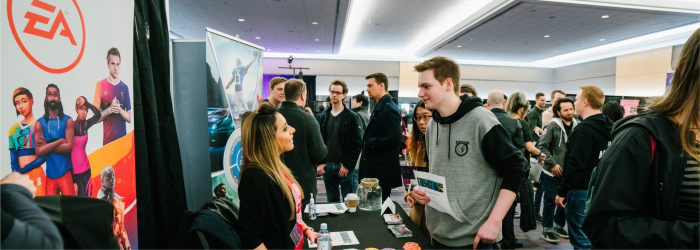 Vancouver Career Fair 2018 banner photo