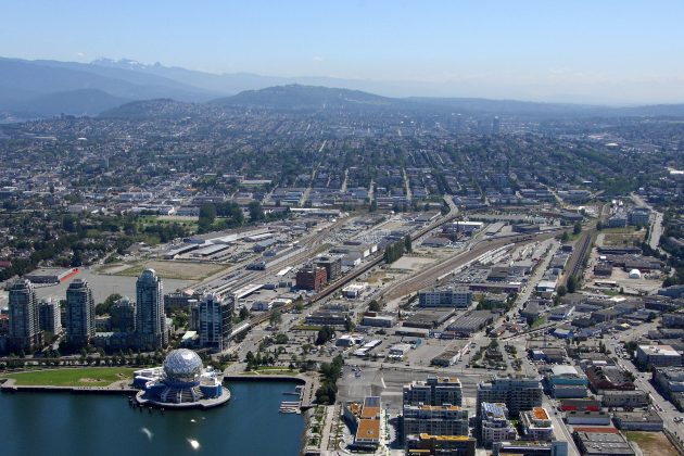 Space Matching in the False Creek Flats
