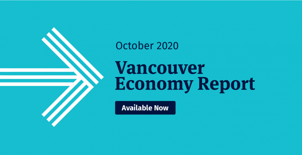 Vancouver Economy Report October 2020   By the Vancouver Economic Commission